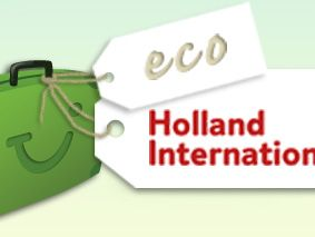 Holland International eco travel agency Logo