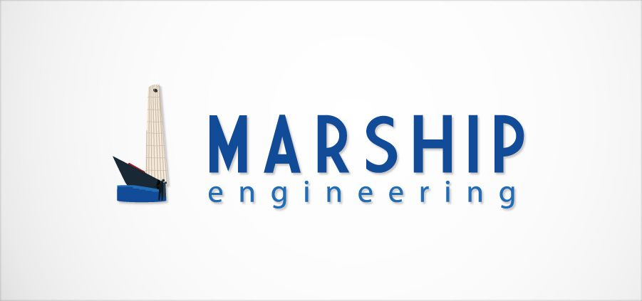 Marship Engineering Logo