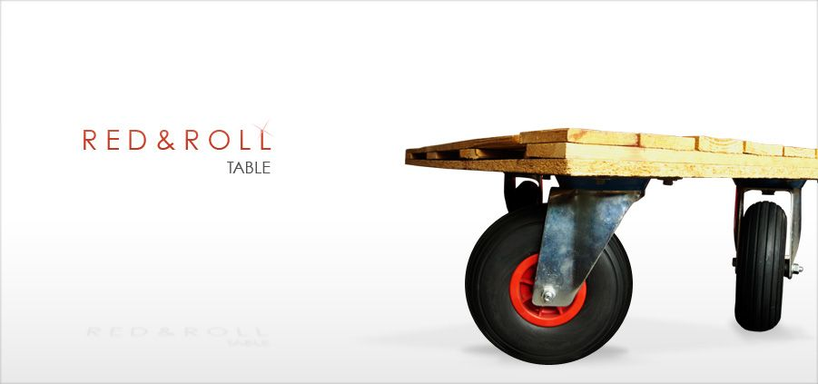 Red & Roll Table