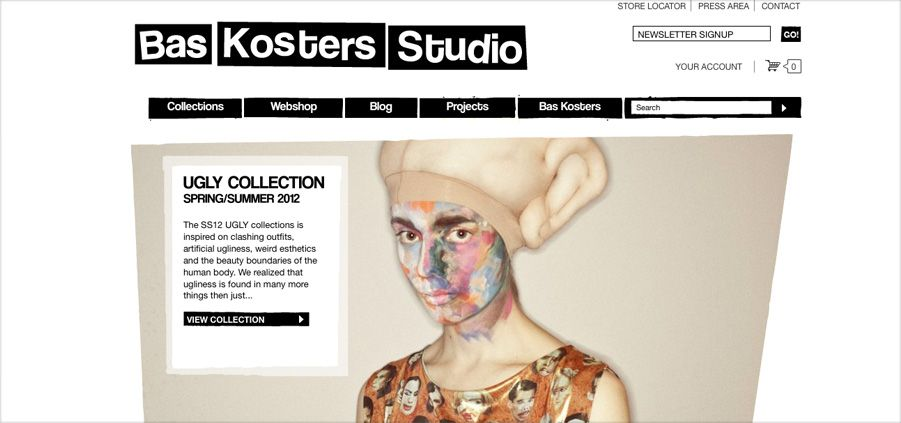 Bas Kosters Studio, the house of fashion related activities