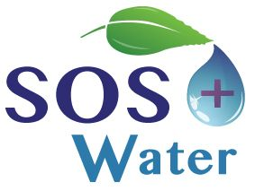 SOS Water Emergency relief logo